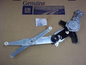 95 96 97 98 99 00 01 02 CAMARO NEW GM RIGHT POWER WINDOW REGULATOR WITH MOTOR