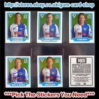 Merlin's Premier League 2006 (100-199) *Select the Stickers You Need*