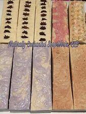 Natural Soap Custom Soap Loaf, 2lb Wholesale Handmade Bulk Soap log Big Bar