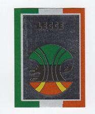 figurina CALCIATORI CALCIO FLASH 1993 SCUDETTO LECCE