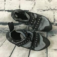 Scarpa Women's Climbing Shoes Black Gray Size 6