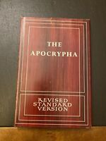 THE APOCRYPHA REVISED STANDARD VERSION 1957 Thomas Nelson & Sons