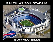 Buffalo Bills - RALPH WILSON STADIUM - Flexible Fridge Magnet