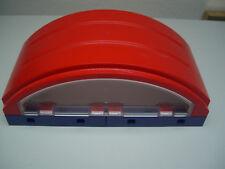 Playmobil: rote Kuppel / Dach für Supermarkt