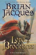 Lord Brocktree - A Tale Of Redwall by Brian Jacques SC new
