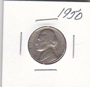 1950 Circulated Jefferson nickle