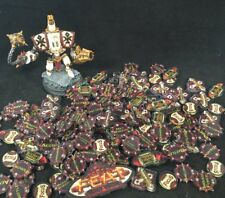 Warmachine - Protectorate of Menoth Tokens - Muse on Minis - Free Shipping