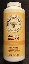 Burt's Bees Baby Bee Dusting Powder 7.5 oz Bottle