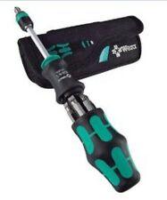 Wera 05051024001 Kraftform Kompakt 25 Slotted & Phillips Screwdriver No Tax! New