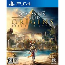 Ubisoft Assassin's Creed Origins  SONY PS4 PLAYSTATION 4 JAPANESE Version