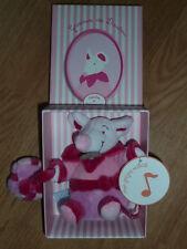 mouse souris maus graines de doudou et compagnie rose musical boite à musique 9