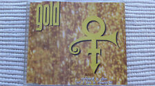 Prince Gold (Rare) UK CD Single