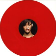 "RIHANNA bitch better have my money 12""mix vinyl COLOURED RED vinile MINT nuovo"