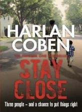 HARLAN COBEN STAY CLOSE By HARLAN COBEN