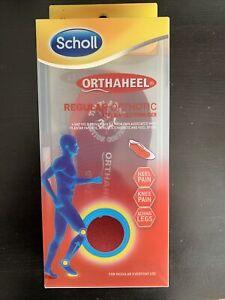 Scholl Orthaheel Regular Orthotic Heel & Ankle Stabiliser, 1 Only Right Medium