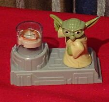 Star Wars Clone Wars YODA Levitator Toy