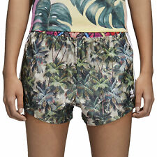 adidas Originals The Farm Company High Waist Shorts Kurze Damen-Hose Sporthose