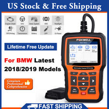 FOXWELL NT510 Elite For BMW MINI OBD2 Diagnostic tool ABS Airbag Automotive Scan