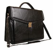High Quality Ocello Laptop Faux Leather Business Briefcase Work Uni Satchel Bag