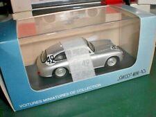 Swiss-Mini SM-43 008B - Borgward 1500 RS 24h du Mans 1953 #42 - 1:43 Spark Resin