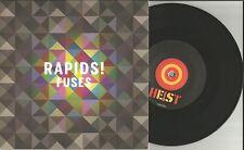 RAPIDS! Fuses w/ RARE UNRELASED TRK UK 7 INCH Vinyl USA Seller Rapids