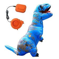T-Rex Blow Inflatable Dinosaur Costume Adult Jurassic World Park Trex AU STOCK