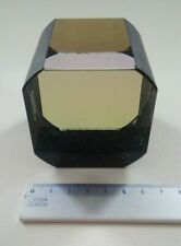 Beamsplitter image splitter cube prism 65×65×65 mm