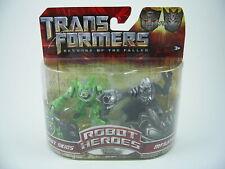 Transformers la venganza de los caídos Robot Heroes Autobot Skids & Megatron 92197