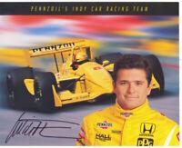 Gil de Ferran Autographed Hall Racing Pennzoil 1996 IndyCar CART Hero Card!