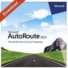 Microsoft Autoroute 2013 Europe - 3 PC's