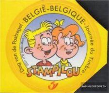 Belgien 3073 (kompl.Ausg.) postfrisch 2001 Comics