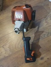 STIHL FS76 GARDEN STRIMMER RUNNING CLEAN ENGINE CLUTCH & COVER THROTTLE TRIGGER