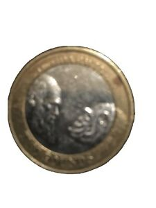 MINTING ERRORS- CHARLES DARWIN 200TH ANNIVERSARY £2/TWO POUND COIN - 2009 - RARE