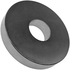 "3"" x 1"" x 1/2"" Ring - Neodymium Rare Earth Magnet, Grade N48"