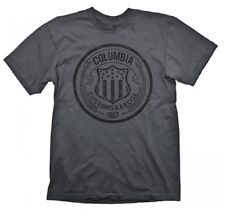 Bioshock T-Shirt - Columbia Customs & Excise 1907 - L | Official Gaming New