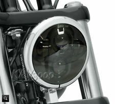 "5-3/4"" LED Headlight Daymaker Projector For Harley Dyna Sportster XL 883 1200"