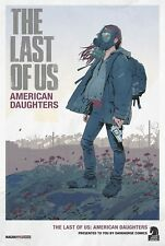 The Last of Us Playstation Game Poster Print T926 |A4 A3 A2 A1 A0|