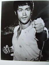 BRUCE LEE PHOTO COLLECTION N°64 BIG BOSS FORMAT 25  X 20 CM BRUCE LEE