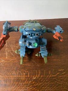 Playmates Exo-Squad General Shiva with Amphibious Assault Light Attack E-Frame