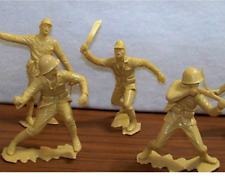 Marx Reissue  6 inch Figures Japanese set of 6 Figures