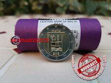 2 Euro Commémorative Malte 2018 - Patrimoine Culturel UNC NEUVE