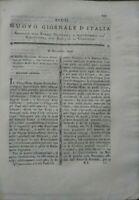 1794 BOTANICA PIANTE AMERICANE PORTATE IN ITALIA, SAGGIO SUL TOGLIERE LE MACCHIE
