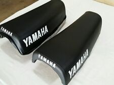 YAMAHA YZ250 YZ400 1979 MODEL REPLACEMENT SEAT COVER BLACK (Y102--n11)