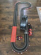CARRERA 40025 DIGITAL 143 TOP RUN WIRELESS 2.4G 1/43 SLOT CAR RACING SET 3 Cars