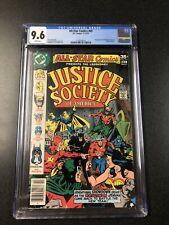 All- Star Comics #69 D. C. Comics 11-12/77 CGC 9.6