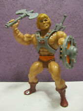 MALAYSIA SOFT HEAD HE-MAN Masters of the Universe Figur King of Castle Grayskull