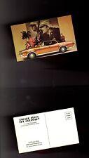 1969 OLDSMOBILE CUTLASS SUPREME HOLIDAY Sedan Post Card PostCard