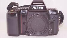 Nikon F801 35mm Spiegelreflexkamera nur Gehäuse