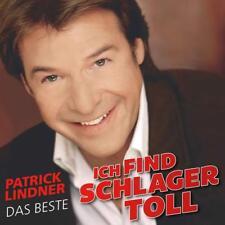 PATRICK LINDNER - ICH FIND SCHLAGER TOLL-DAS BESTE   CD NEUF