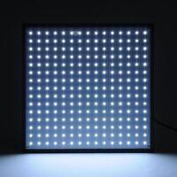 225 SMD LED Grow Light Hydroponic Plant Veg Indoor Ultrathin Panel White Lamp